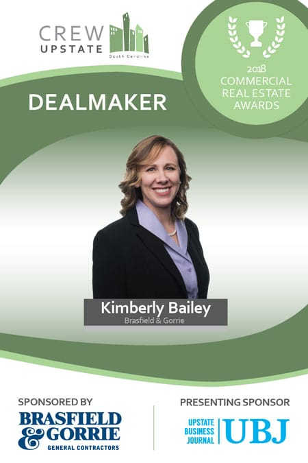 CREW Upstate Dealmaker 2018